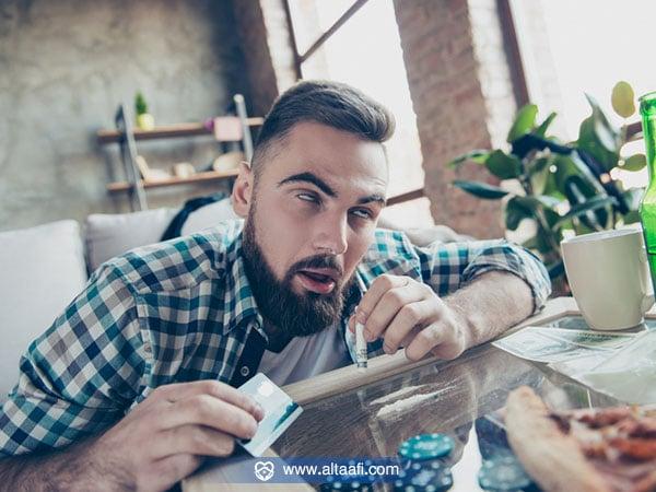 تأثير المخدرات السلبي على الشباب