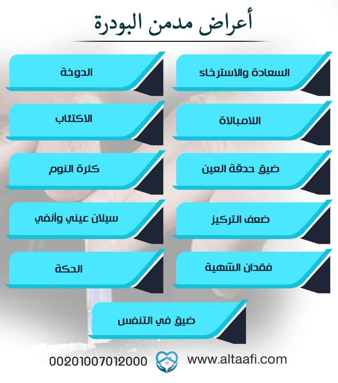 أعراض مدمن البودرة