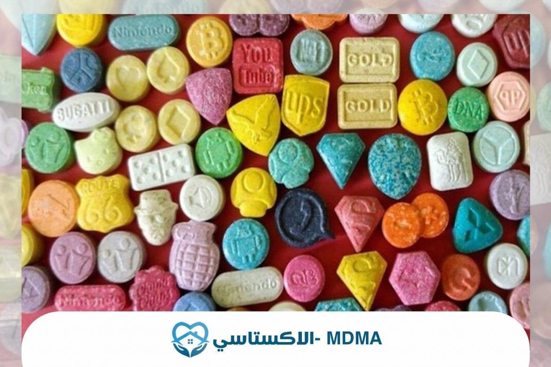 الاكستاسي MDMA