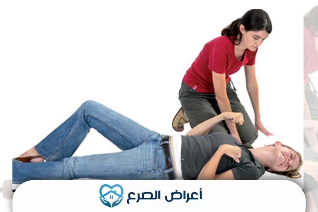 أعراض الصرع