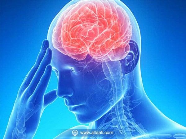 الأضرار على الدماغ