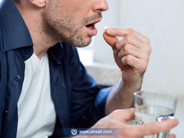 طريقة تناول دواء البوبرينورفين